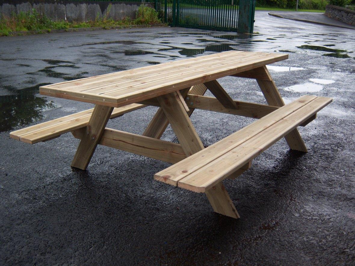 Garden Furniture Galway garden table – galway artisan workshop